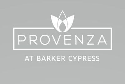 Provenza at Barker Cypress