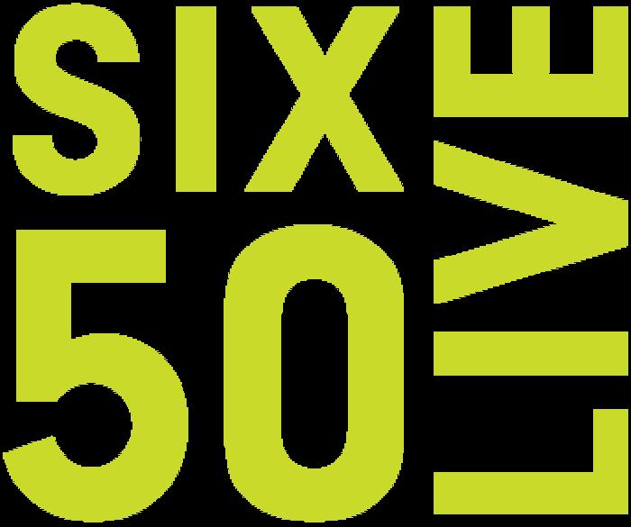 Six50Live Logo