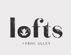 The Lofts at Frog Alley Logo