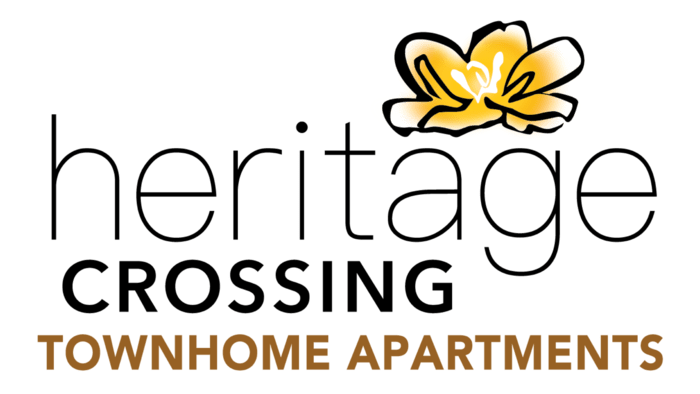 Heritage Crossing Logo