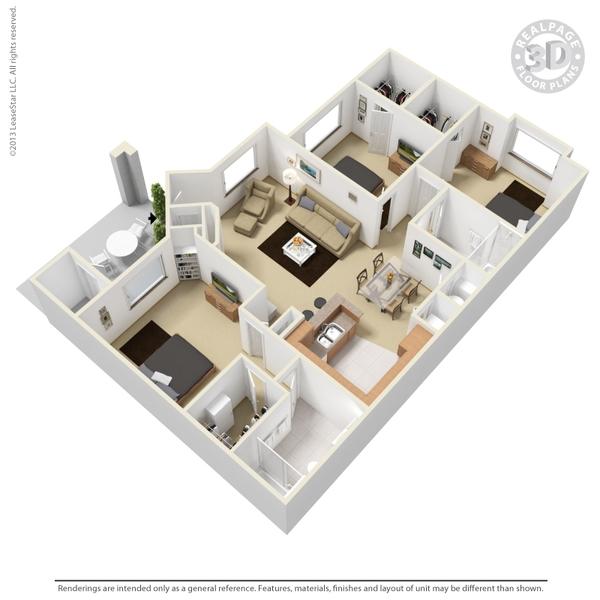 Winridge Apartments: Aurora, CO Apartments For Rent