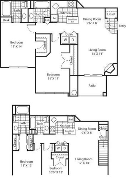 Two Bed B-2 - Phase I