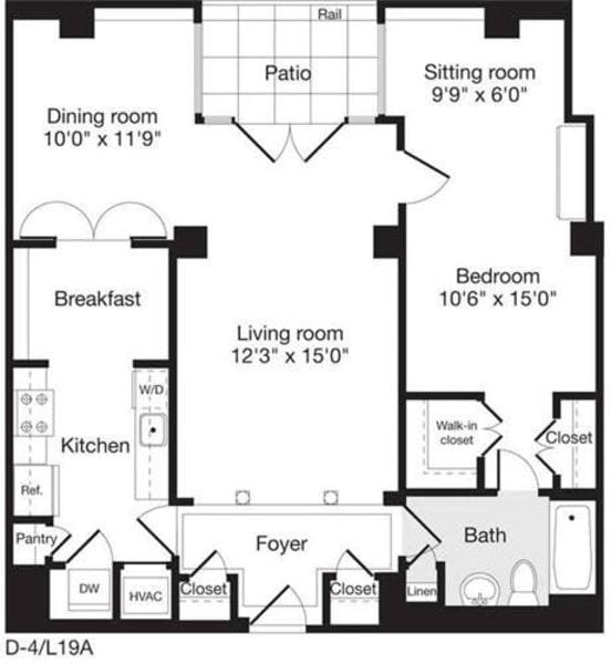 1 Bedroom KK