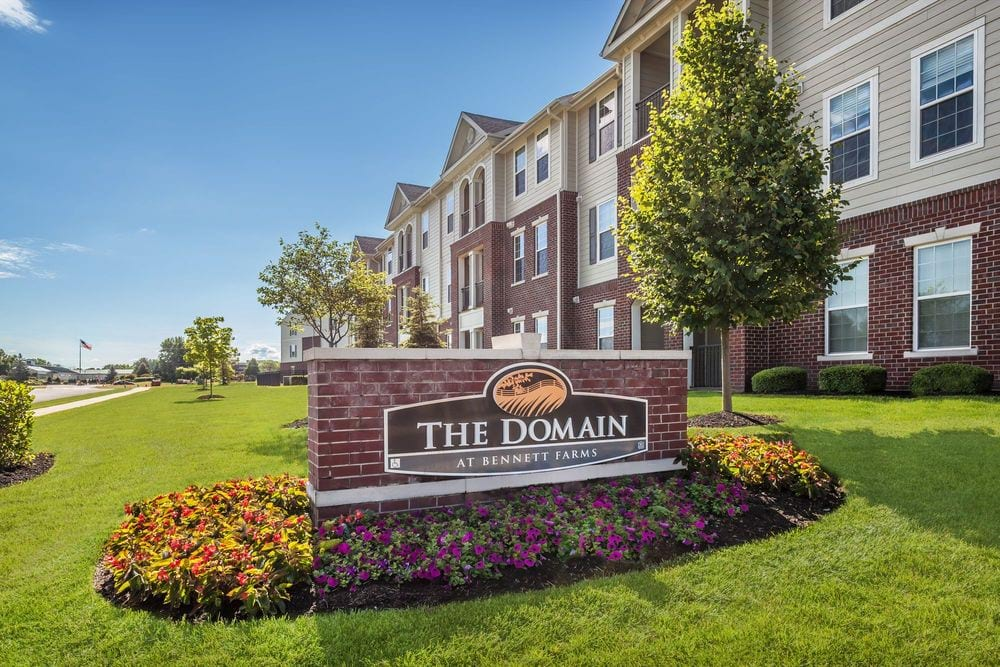 The Domain At Bennett Farms