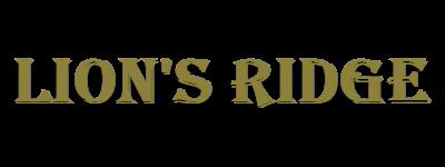 LION'S RIDGE