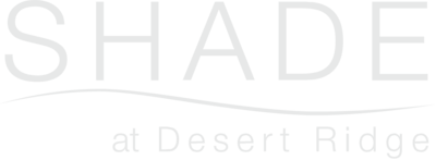 Shade at Desert Ridge