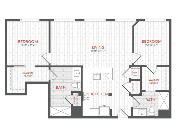 LOFTS 2 Bed E1
