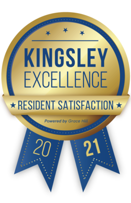 2020 Kingsley Excellence Logo