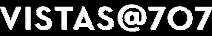 Vistas @ 707 Logo