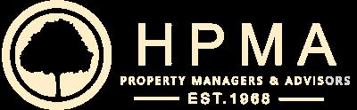 HPMA Logo - white