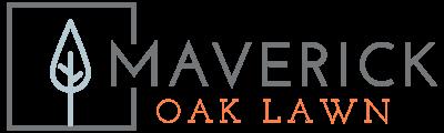 Maverick Oak Lawn Logo