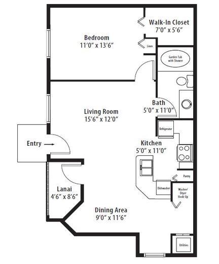Apartments For Rent In Bradenton Fl: Springs At Palma Sola Apartments