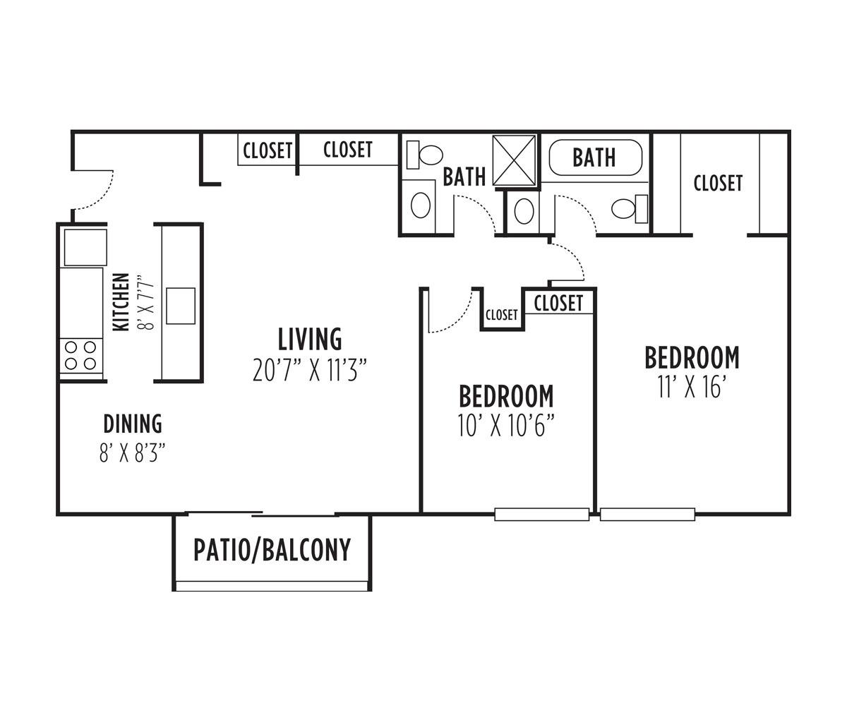 Farmington Hills Mi Apartments For Rent: The Retreat At Farmington Hills