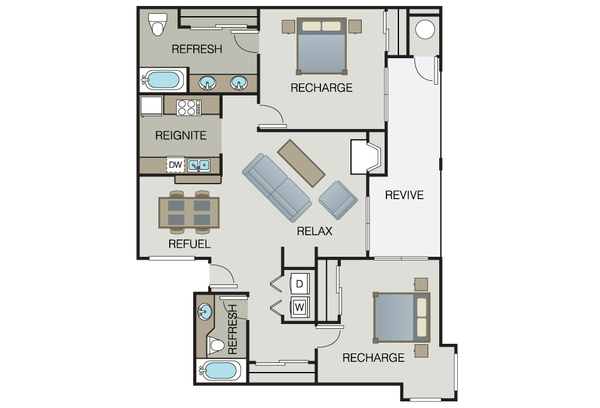 San Marcos - Richmond, CA Apartments for rent