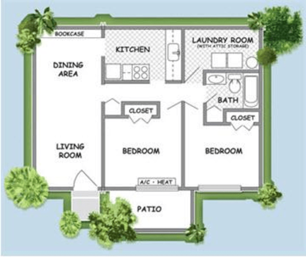 Heatherwood Apartments: Kissimmee, FL Apartments For Rent