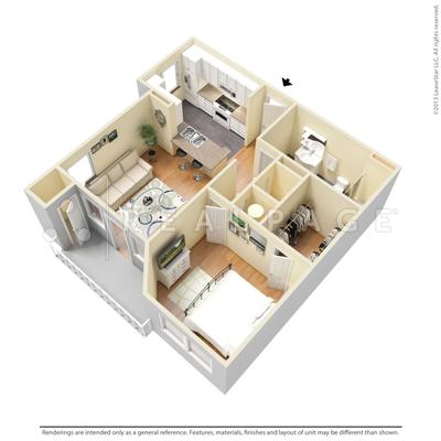 Apartments For Rent Atlanta, GA | Rutherford Glen