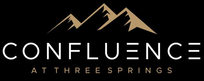 Confluence At Three Springs Logo