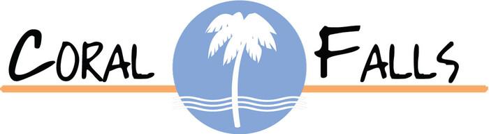 Coral Falls Logo