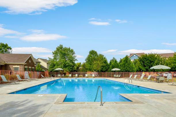 Parc Apartments Clarksville Tn
